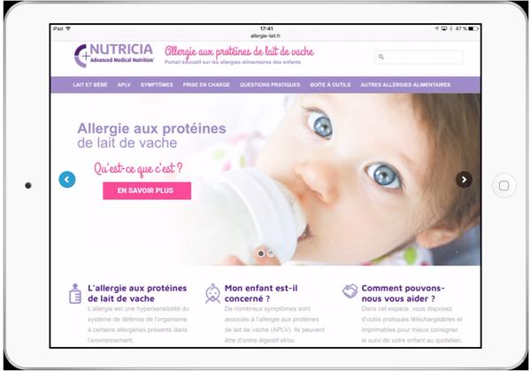 allergie-lait.fr
