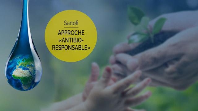 sanofi spectre antibactérien